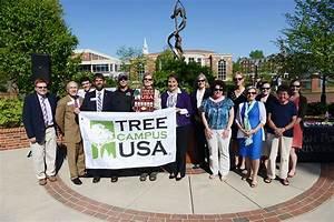 HPU Earns 7th Consecutive 'Tree Campus USA' Award | High ...