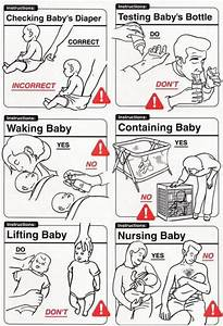 Baby Guide For New Parents  U00bb Funny  Bizarre  Amazing