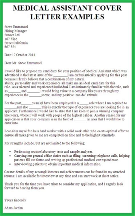 Business Letter Examples