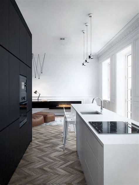 parquet dans la cuisine du parquet dans votre cuisine
