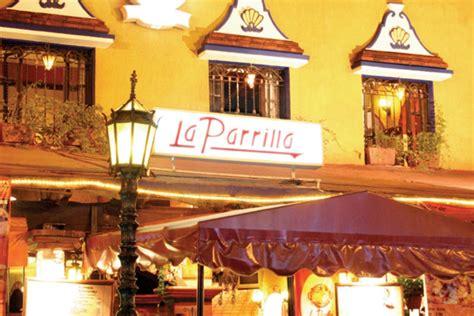 la parrilla cancun restaurants review  experts
