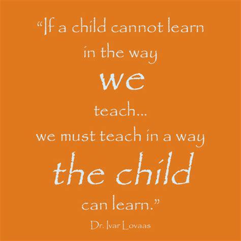 autism teacher quotes quotesgram