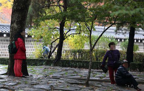 チョンミョ公園の老人売春 こりあうぉっちんぐ