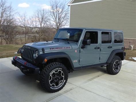 jeep gray color man new jeep colors are limited jeep wrangler forum