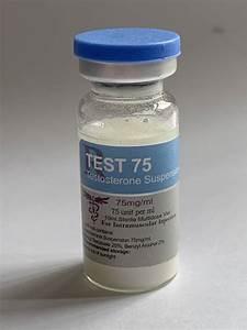 Unique Pharma Testosteron Suspension 75mg