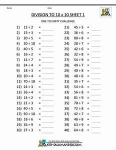 Tape Diagrams Third Grade Division