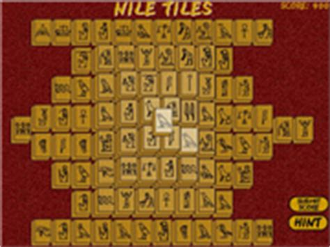 Mahjong Solitaire Nile Tiles by Mahjong Solitaire Nile Tiles Free