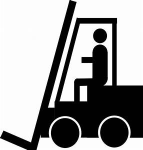 Forklift Clip Art At Clker Com