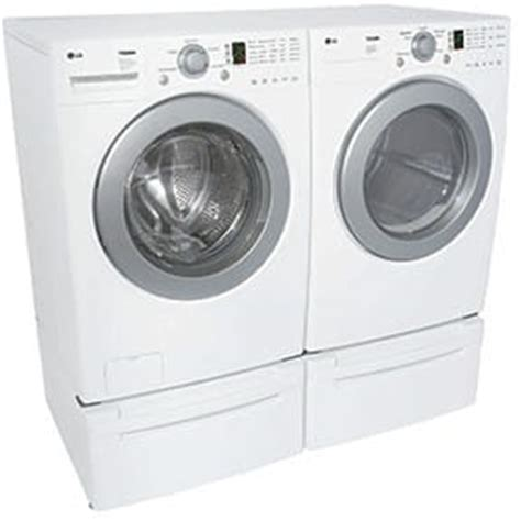 LG WM2016CW 27 Inch Front Load Washer with 3.6 cu. ft