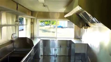 video food concession trailer vending food cart