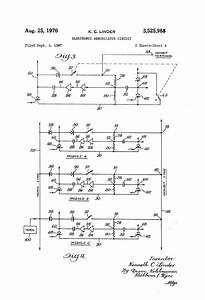 Patent Us3525988 - Electronic Annunciator Circuit