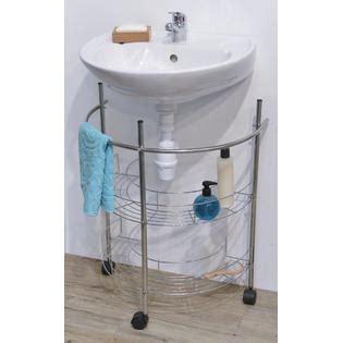 evideco 9847102 under sink organizer rolling pedestal