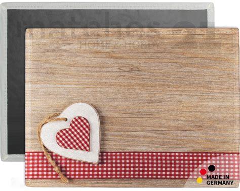 Tischsets Aus Holz by Tischset Platzset Comfortwash Landhaus Herzen Holzoptik 1
