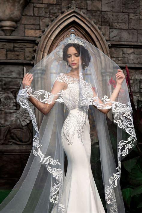 Belfaso Huge Veil Bridal Haute Couture Collection B