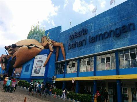 aneka tempat hiburan  wbl wisata bahari lamongan