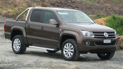 The volkswagen amarok is a pickup truck produced by volkswagen commercial vehicles since 2010. Volkswagen Amarok 2010 Car Review | AA New Zealand