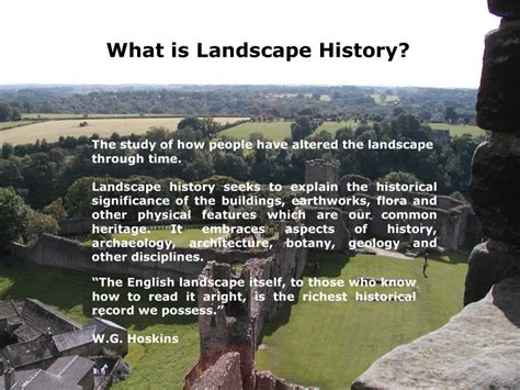 what is landscapping what is landscape history