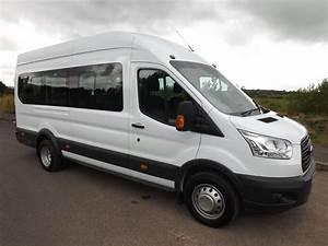Minibus Ford : ford transit 17 seat school minibus in white or metallic ~ Gottalentnigeria.com Avis de Voitures