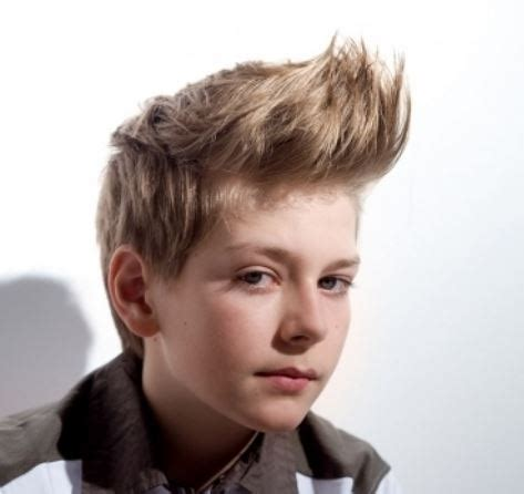 How To Make Different Hairstyles For Boys by Top Hairstyles For Boys Looking Cool With