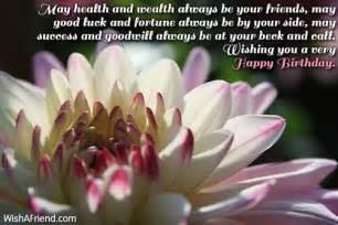 Happy Birthday Wishes Friend Message