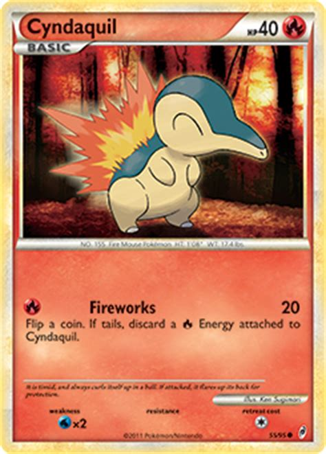 Check spelling or type a new query. Cyndaquil | Call of Legends | TCG Card Database | Pokemon.com