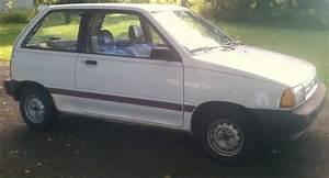 Find Used 1988 Ford Festiva Lx In Mason  Michigan  United