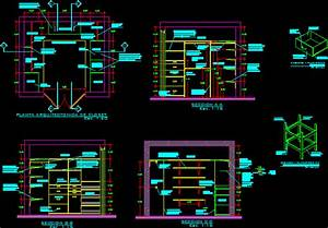 Walking Closet Project Dwg Full Project For Autocad