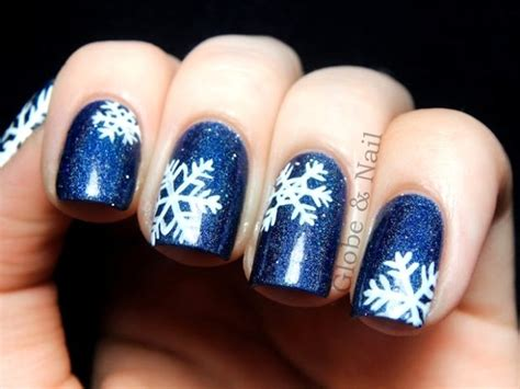 Nail Art Winter : Cute Nail Art Ideas For The Winter
