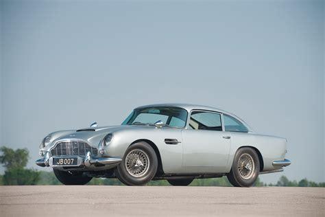 James Bond's Original '007' Aston Martin Db5 Up For Sale