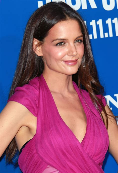 Katie Holmes at Jack and Jill Premiere in Los Angeles ...