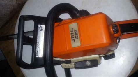 Stihl 021 motorna testera (39959433) - Limundo.com
