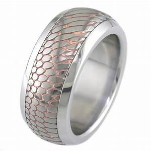 men39s titanium sleeved superconductor ring titanium buzz With superconductor wedding ring