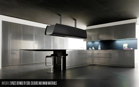 cuisine minimaliste design toncelli ou la cuisine design artisanale italienne