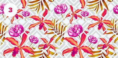 Floral Patterns Seamless Pattern