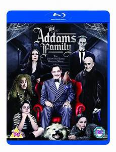 Anunciada en UK: The Addams Family [Blu-ray] [1991] Blu-ray