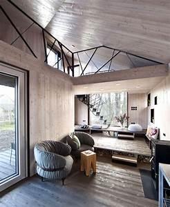 Decoration Interieur Chalet Bois : id e d co int rieur chalet bois ~ Zukunftsfamilie.com Idées de Décoration