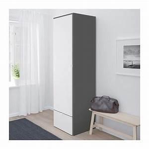 Kleiner Kleiderschrank Ikea : visthus kleiderschrank ikea kleiderschrank grau ~ Watch28wear.com Haus und Dekorationen