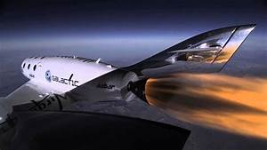 Virgin Galactic's Third Powered Flight - YouTube