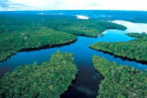 amazon river is lago villafro in the andes mountains peru the amazon ...