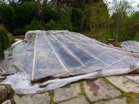 pond covers for winter setup greenhouse covering koi pond winter pond cover 4308