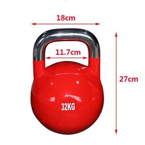 kettlebell crossfit competiton steel quality manufacturer