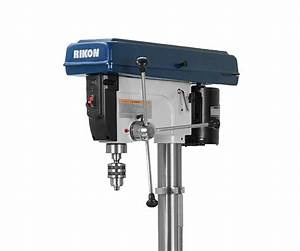 Rikon 30-240 20 U0026quot  Floor Model Drill Press