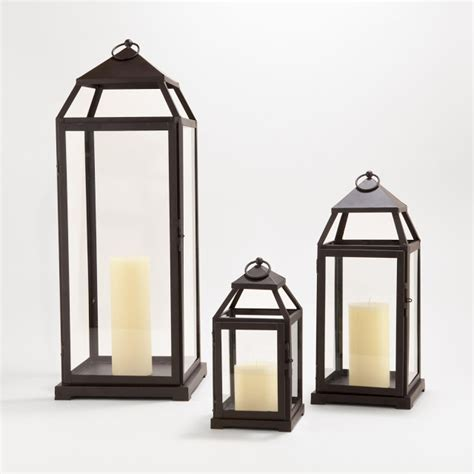 pottery barn outdoor lanterns pottery barn malta lanterns copy cat chic