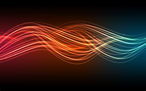 download light waves wallpaper gallery