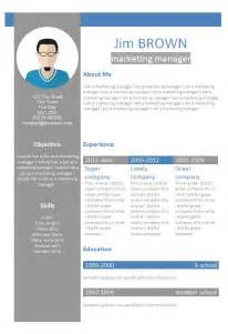 where do i find resume templates in microsoft word 2010 discover the most effective resume style resume fonts