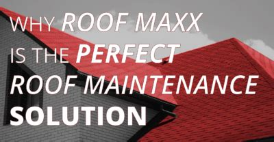 The interest rate is currently 26.99% flat rate for everyone. Why Roof Maxx Is The Perfect Roof Maintenance Solution
