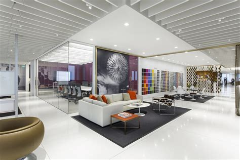 bureau knoll knoll houston offices and showroom architect magazine