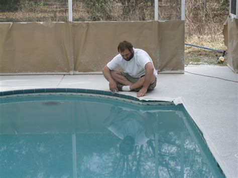 Flowcrete Pool Deck
