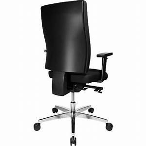 Bürostuhl Für Große Menschen : b rostuhl profi star 15 high mit armlehnen ~ Watch28wear.com Haus und Dekorationen