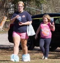 Honey Boo Mama June Weight Loss